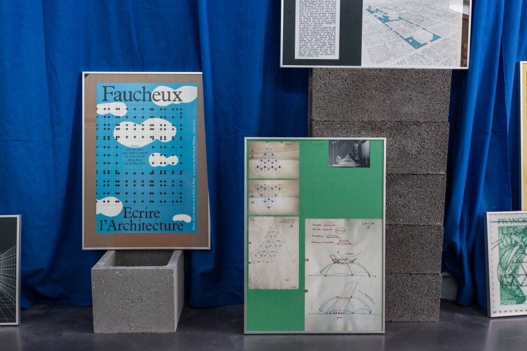 ❝PIERRE & ASTÉRISQUE❞,  Un scénario-dispositif autour du travail du typographe et urbaniste Pierre Faucheux (1924-1999). ❈ Mise en espace: Catherine Guiral, Brice Domingues, Alex Balgiu.  Ésac Cambrai.